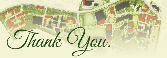 Thank You from Towson University – Towson Communities ...