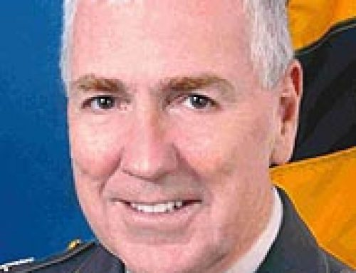 Meet New Baltimore County Police Chief Terry Sheridan