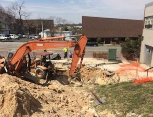 Demolition of old Towson fire station site begins; this time developer is paying