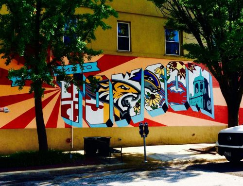 'Welcome to Towson' featured on new public mural; more artwork could be coming – Baltimore Sun