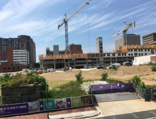 Towson Transformation Under Way | WYPR