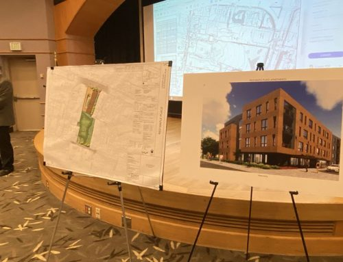 'A 50-unit obstruction:' Neighbors react to proposed affordable housing development in East Towson – Baltimore Sun