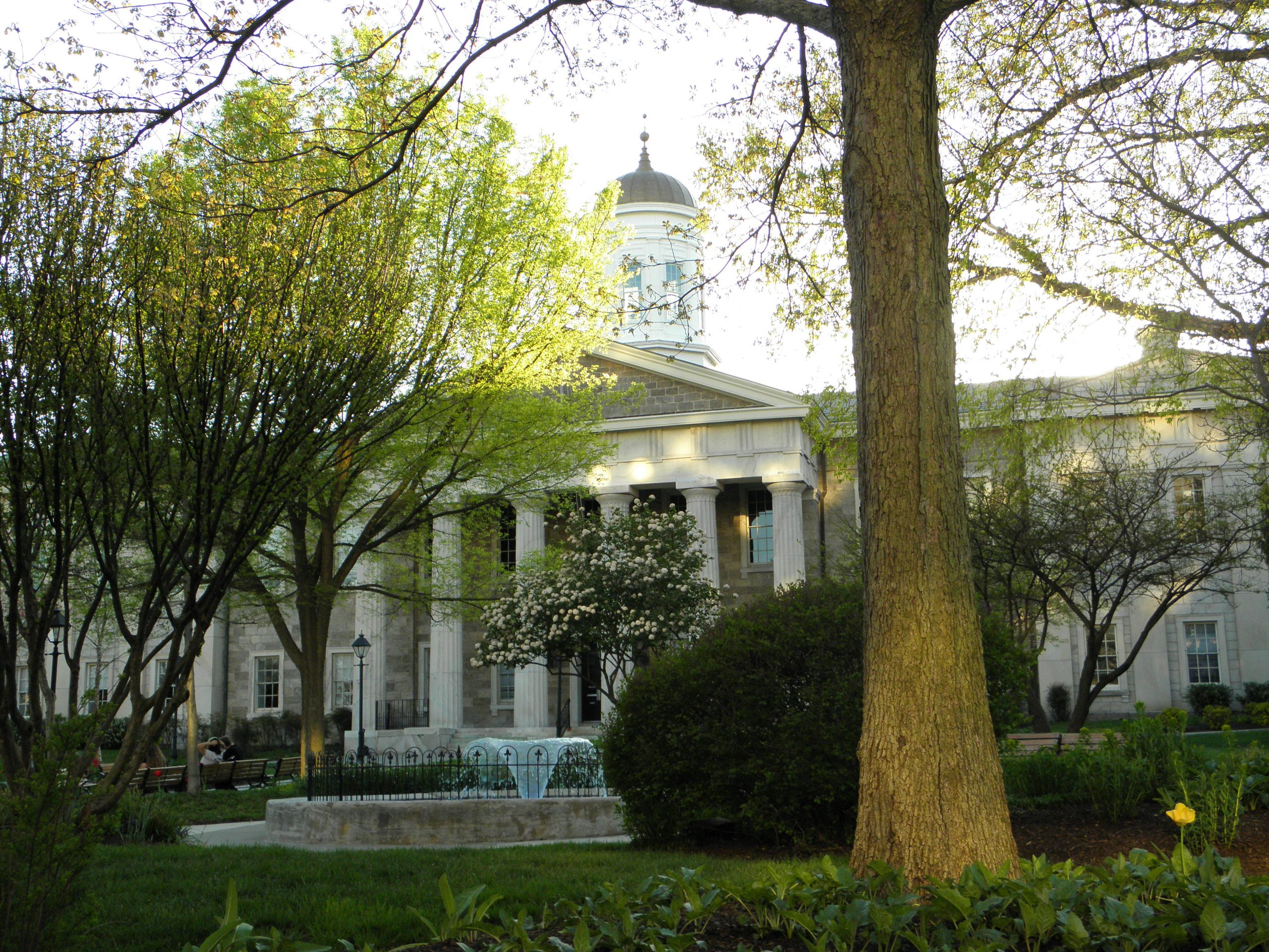 Historic Towson Courthouse