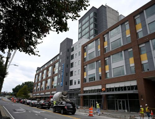 Six weeks after scheduled move-in date, Towson student housing complex still not fit for occupancy – Baltimore Sun