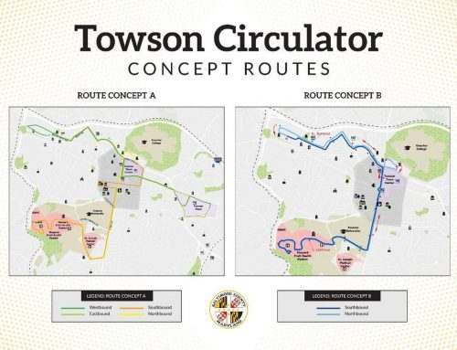 Baltimore County holds first community meeting on Towson Circulator pilot program, seeks more input – Baltimore Sun